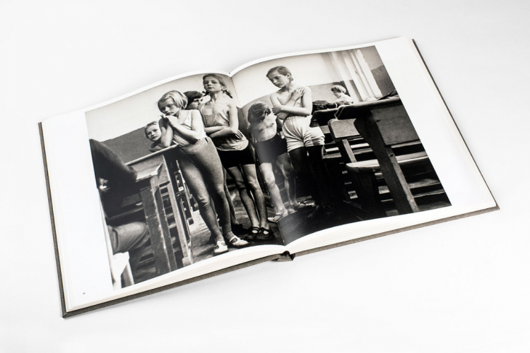 Hardcover photography book printed by KOPA printing